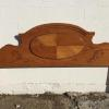 King headboard.   Actually a foot board converted / raised for a headboard.  30.00.