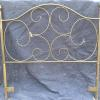 Nice queen size iron headboard.   85.00.