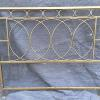 Nice queen size iron headboard, 85.00.