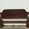 Full or queen size solid wood headboard.   65.00.