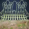 Heavy iron garden bench.  Priced 150.00 each.